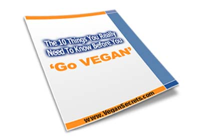 things to know before going vegetarian